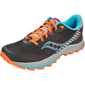 saucony Peregrine 11 Shoes Women, future black